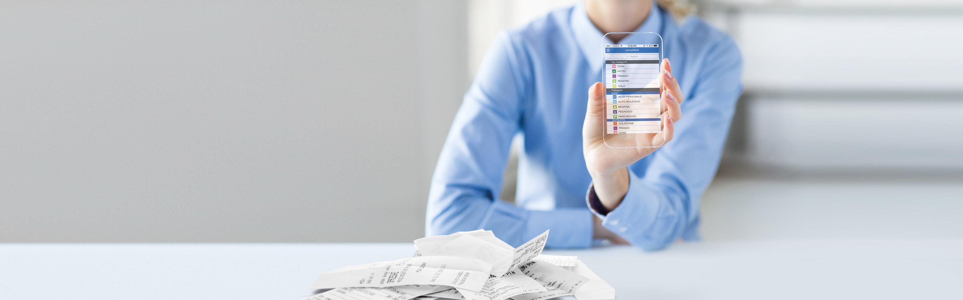 App SmartEX Gestione Spese