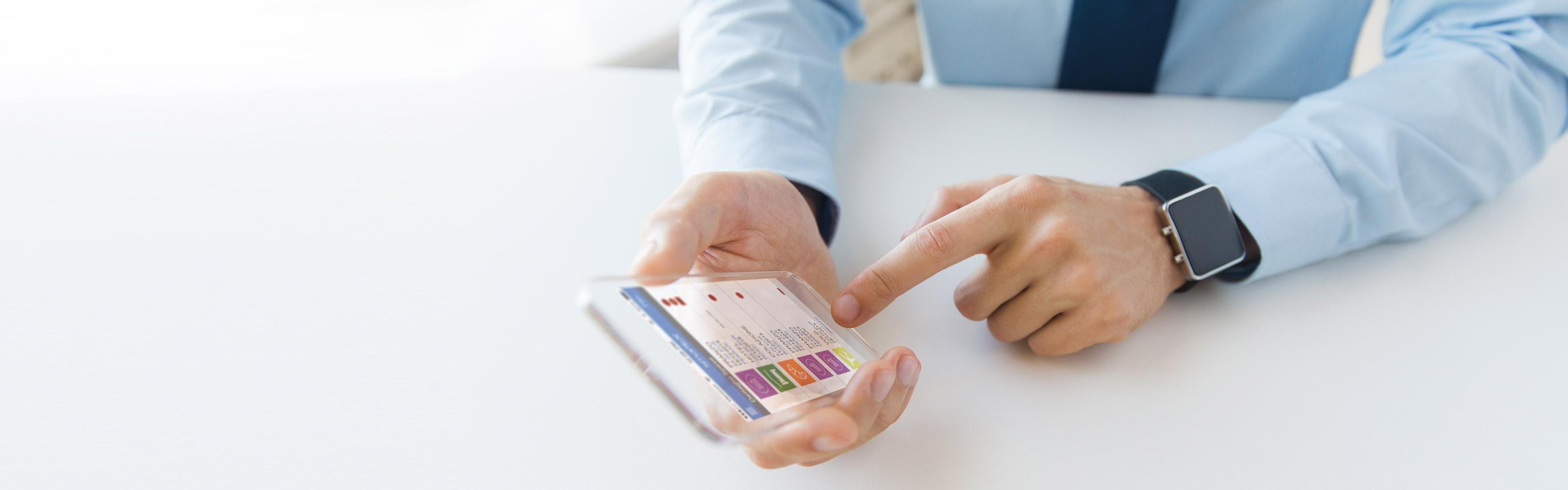SmartEX Enterprise app per la gestione della nota spese